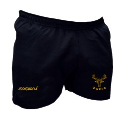 Old Wheats Twill Rugby Shorts